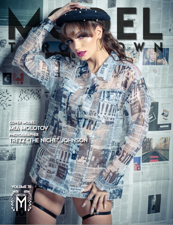 Model Throwdown | LH Way Magazine Volume 2 | MagCloud